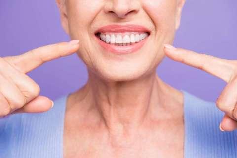 Salive test dentiste